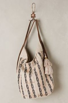 Miss Albright Jurancon Hobo Bag #anthrofave #anthropologie