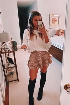Cute Summer Outfits, Cute Casual Outfits, Spring Outfits, Casual Summer, Teen Fashion Outfits, Girly Outfits, Fashion Dresses, Beauty And Fashion, Curvy Fashion
