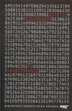 Po skończoności / Quentin Meillassoux | 24,44 zł | książka » Księgarnia Gandalf