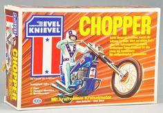 Ideal Evel Knievel Chopper. 70s Toys, Retro Toys, Vintage Toys, Evel Knievel Toys, Evil Kenevil, Kids Cars, Flipper, Classic Monsters, Gi Joe