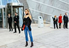 5 Awesome Ways To Style Cropped Jeans — Bloglovin'—the blog