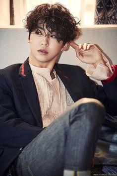B.A.P // Wake Me Up // Yongguk