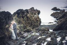 Wedding at Polhawn Fort, Cornwall