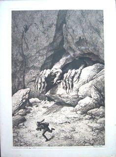 Enjoy the norwegian artist and illustrator Louis Moe