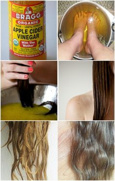 16 Beauty Uses of Apple Cider Vinegar: Different ways to use apple cider vinegar on beauty and health, useful life hacks #Beauty, #HACKS => http://www.fabartdiy.com/beauty-uses-of-apple-cider-vinegar/
