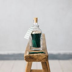 These vintage Glass Jar Dark Green Matches make a charming addition to a fireside, their complementary green tone is subtle and calming. With added length and strike board on the base of the jar, fire-lighting will become an easy practise. Match Making, Glass Jars, Home Accessories, Merry, Dark, Amazing, Green, Graham, Vintage