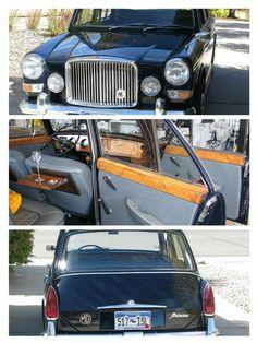 1965 MG Princess (American export) Classic Cars British, Great British, British Car, Mg Cars, Sports Sedan, Import Cars, Car Wrap, Car Photos, Exotic Cars