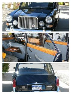 1965 MG Princess (American export)