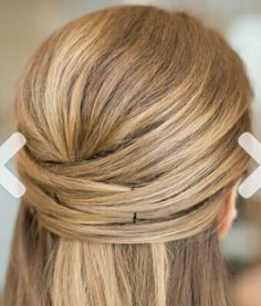 5 Easy Upgrades for Your Everyday Hairstyle | Everyday hairstyles ...