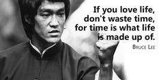 Bruce Lee - the philospher