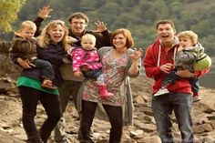 So tongue in cheek, totally stereotypical and down silly - which family type are you?