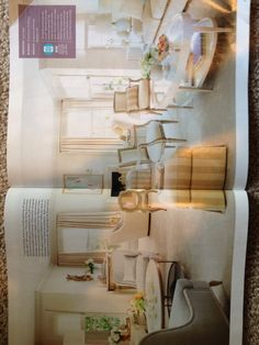 Love this ethereal living room designed by Barbara Barry (House Beautiful, Dec/Jan 2013)