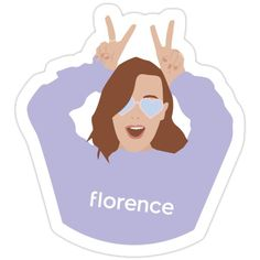 millie brand : Florence by mills Millie Bobby Brown, Printable Stickers, Cute Stickers, Florence, Browns Fans, Tumblr Stickers, Stranger Things Netflix, Aesthetic Stickers, Sticker Design