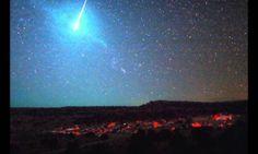 10 vídeos incríveis de meteoros
