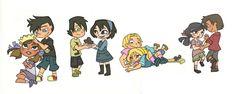 Four+little+couples+by+Kikaigaku.deviantart.com+on+@DeviantArt