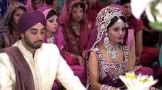 Sikh Wedding (Worlds Most watched Sikh Wedding, Videography by Punjab200...