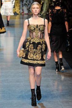 Dolce&Gabbana Spring 2012