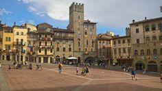 """Arezzo & Cortona: """"enjoy your travel"""""""