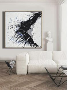 """Exceptional """"abstract art paintings acrylics"""" info is readily available on our internet site. Check it out and you wont be sorry you did. Action Painting, Drip Painting, Painting Canvas, Blue Abstract Painting, Abstract Canvas, Minimalist Painting, Minimalist Art, Acrilic Paintings, Art Paintings"""