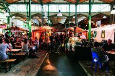 3 van de leukste foodmarkets in Europa!