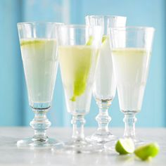 Sparkling Margarita From Better Homes and Gardens, ideas and improvement projects for your home and garden plus recipes and entertaining ideas.