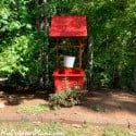Wooden Wishing Well Plans | MyOutdoorPlans | Free Woodworking Plans and Projects, DIY Shed, Wooden Playhouse, Pergola, Bbq Easy Woodworking Projects, Woodworking Plans, Outdoor Projects, Diy Projects, Pallet Projects, Garden Projects, Wishing Well Plans, Diy Planters Outdoor, Pergola Plans