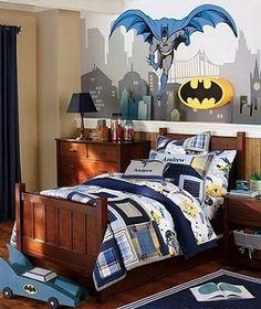 BOYS BEDROOM! Isak would LOVE this!