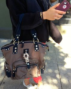 Sporty George Gina & Lucy tote