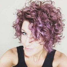 111 Amazing Short Curly Hairstyles for Women To Try in 2016 curly hair styles 111 Amazing Short Curly Hairstyles for Women To Try in 2018 Curly Pixie Haircuts, Short Curly Hairstyles For Women, Curly Hair Styles, Curly Pixie Cuts, Hair Styles 2016, Natural Hair Styles, Short Pixie, Black Hairstyles, Short Wavy