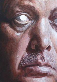 "Saatchi Art Artist Sebastian Konrad Sleczka; Painting, ""Conservative"" #art"
