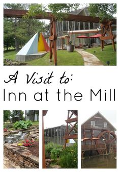 A Visit To Inn At The Mill Just Outside Fayetteville Arkansas This Is