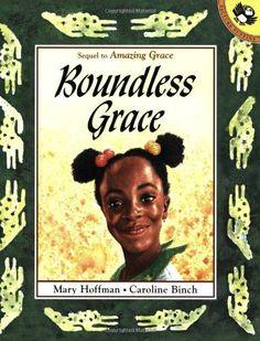 Boundless Grace (Picture Puffins): Mary Hoffman, Caroline Binch: 0807728432744: Amazon.com: Books