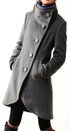Cashmere coat nice and comfy Winter Outfits, Cool Outfits, Fashion Outfits, Blazers, Cashmere Coat, Winter Wardrobe, Suits You, Her Style, Autumn Winter Fashion