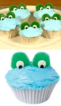 Cute cupcakes to celebrate the Leap Year