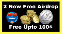 2 New Free Airdrop Free Upto 100$    Don't Miss make money yt