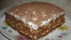 Jednoduchý a rychlý dort ze základních surovin připravený za 10 minut! | Milujeme recepty