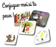 French Flashcards, French Worksheets, French Teacher, Teaching French, Primary School, Pre School, French Verbs, French Classroom, French School