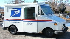 image of postal vehicles | USPS To Electrify LLV Mail Delivery Vehicle