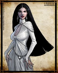 Lanfear Images by John Seamas Gallagher - A Wheel of Time Wiki