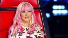 Christina Aguilera Hair