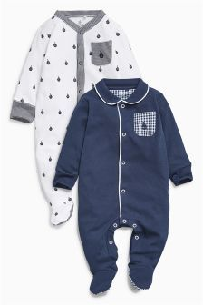 Buy sleepsuits Newborn Boys Unisex Newborn from the Next UK online shop