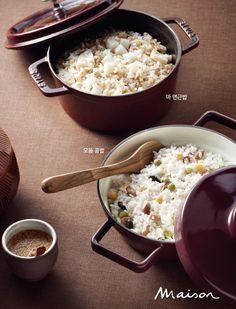 가을의 별미, 영양밥| Daum라이프