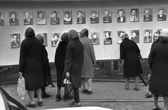 Доска почёта. Новокузнецк, 1983 г.