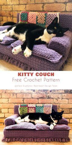 Knitting Projects, Crochet Projects, Knitting Patterns, Sewing Projects, Crochet Patterns, Crochet Dog Sweater Free Pattern, Crochet Home, Diy Crochet, Crochet Crafts