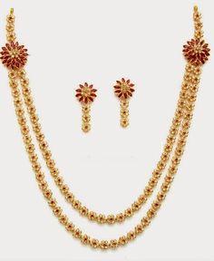 foral uncut diamond long chain