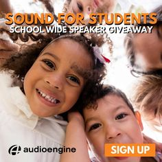Parents and teachers, enter your child's school to win!