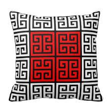 Image result for ancient greece inspired cushions