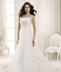 Heidi Elnora Riley Grace Lace Overlay Silk Dupioni Wedding Dress In Stores Only I Nordstrom Heidielnora