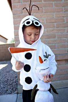 Carolines olaf costume by hello holli pinterest olaf costume diy olaf costume solutioingenieria Images
