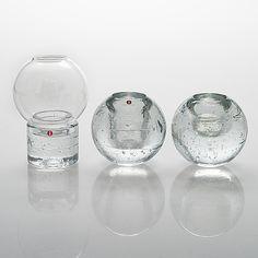 Glass Design, Design Art, Lassi, Nordic Design, Bukowski, Candlesticks, Finland, Scandinavian, Ceramics